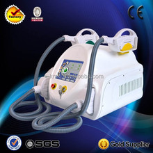 big power two handle hair removal salon ipl shr e-light with promotion