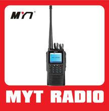 new designed 16-265bit encryption code dpmr digital radio with txt message function