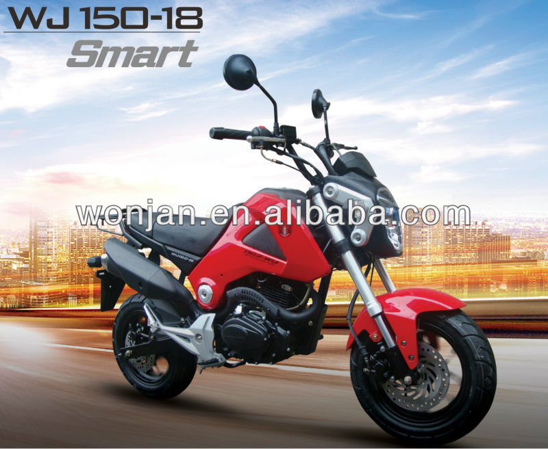 Thailand monkey motorcycle mini bike 150cc wj150 18 for Yamaha motorcycles thailand prices