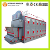 DZL Series Wood Fired Steam Boiler for Food Industry, Wood Steam Boiler For Sale