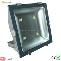 lampade led 400W waterproof external led flood lights IP65 CE/ROHS 3 years warranty 45mil Bridgelux