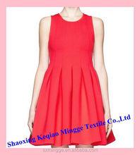 Shaoxing mingge scuba fabric cheap fabrics products you can import from china, girl dresses fabrics fashion dresses