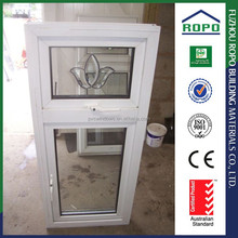 Veka Profile UPVC Windows Pictures, Awning Windows with Low-e Glass, AS2047 Awning Windows