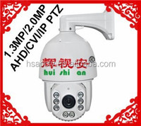 960P/1080P Medium/High Speed Dome IP Camera