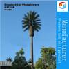 PU environmental material GPRS used bionic palm tree tower