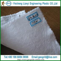 Nonwoven geotextile fabric for filter,highway,road