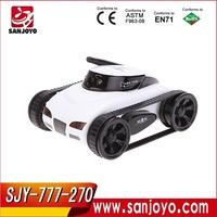 RC Car Tank 777-270 controlled wilreless spy Mini Wi-Fi Camera Support iPhone