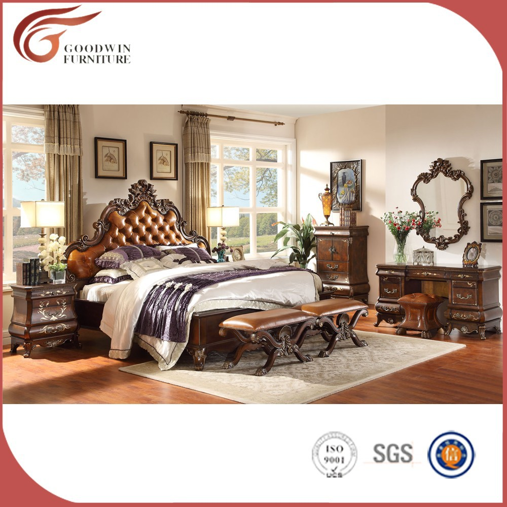 Luxe royal prix des meubles de chambre à coucher au ...