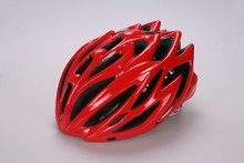 China wholesale PC shell in-mold mountain bicycle helmet with high quality and fashion for adult