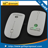 For Apple Magic Wireless 2.4g Mouse with LED light Laser LOGO Wireless Mobile Mouse