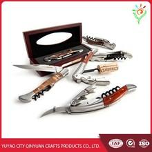 Hot sale wine cork opener bottle openers in high quality