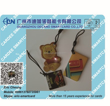 RFID door access control key tag ID card