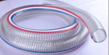 4 pulgadas manguera flexible de kexing pvc manguera de alambre de acero
