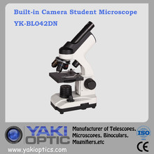 New design Digital Student Microscope with Built-in Camera
