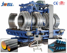 JWELL - double wall corrugated pipe machine