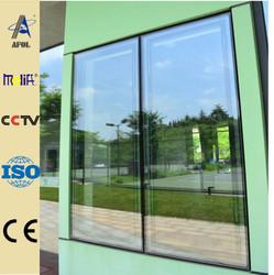 AFOL aluminum window louver frames / sliding aluminum window
