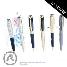 Free Samples 2015 Newest Comfortable Design Luxury Ball Pen Manufacturers For Business Occasions