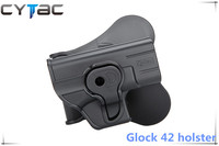 Easy draw airsoft Glock holster