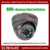 CCTV Manufacturer AHD 720P IR Vandakproof Indoor Dome CCTV Security Camera