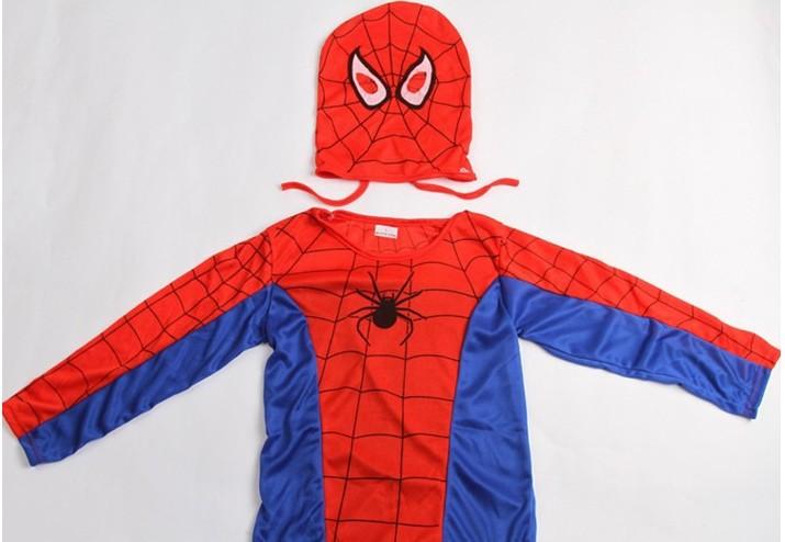 Как сшить костюм человек паук 773