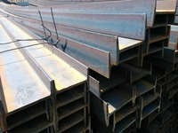 steel beams standard size , Hot rolled H beam , SS400 Q235B A36 S235JR