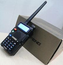 BAOFENG UV-5R 128 canales Interphone LCD con la radio