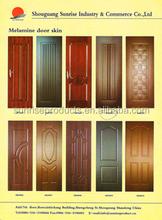 สูง- คุณภาพพีวีซี/เคลือบเมลามีนหรือไม้วีเนียร์ไม้mdfเคลือบภายในไม้ประตูไม้ประตูภายในที่เป็นของแข็ง2100*860*40mm
