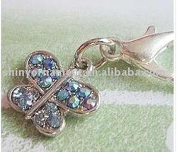 Fashion alloy charm pet jewelry
