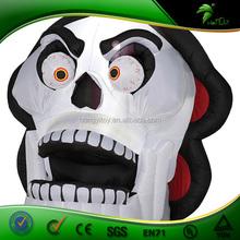 Inflatable Halloween Mask