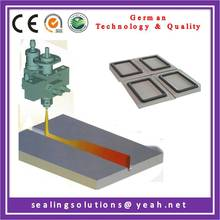 Two component RAMPF polyurethane resin for foam gasket