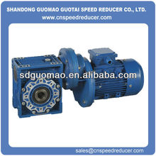 RV Series Speed Reducer with electric variator