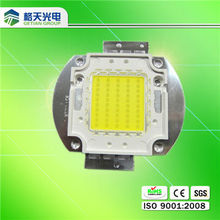 long lifespan 50000hous led 50w high power chip