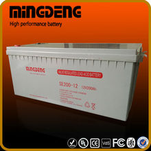 MINGDENG 200a 12volt golf cart hub battery