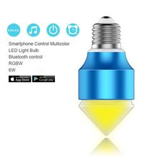 newest product for 2016,Bluetooth RGBW branded wifi e12 led candle light bulb