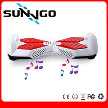 6.5 inch hover board bluetooth 2 wheel electric scooter Self Balancing smart