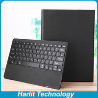 OEM Customize Case With Keyboard For iPad Pro Leather Cover With Detachable Bluetooth Keyboard For iPad Pro 12.9