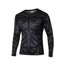 Lycra rashguard camisa