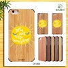 blank wood case for iphone,wholesale wood mobile phone case for iphone 5