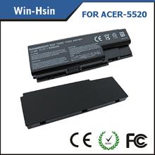 Laptop original battery for acer as07b41 5520 5520G 5920 5920G 6920 7520 7720 8920 series battery