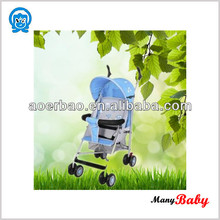 New Arrival Baby Stroller With Link-Brake Rear Wheels