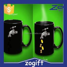 ZOGIFT Money Faucet discoloration Cup