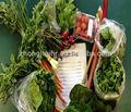 superior de calidad duradera y hortalizas de bolsas de plástico