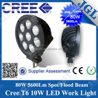 LED Work Light bar ,Off road cree led light bar,cree t6 20 inch 80w led driving light led light bar for used toyota jeep