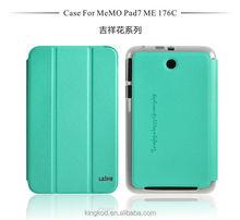 Old brand ODM OEM shockproof tablet case for asus memo pad me176