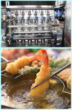 Automatic cooking oil and edible oil production line
