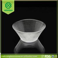 Wholesale Dinner GLass Bowl, Gift Bowl, Diamond Design Bowl