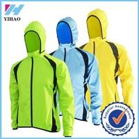 Yihao Trade Assurance 2015 mens Waterproof spring jackets cycling clothes Breathable cheap china cycling clothing china