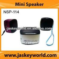 portable ultra thin mini speaker manufacturer