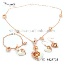 2014 New Arrival Statement necklace fashion Jewelry,Wholesale 18k Gold Jewelry