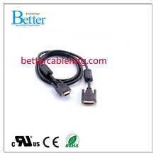 Top quality useful 15pin cable vga rca caser